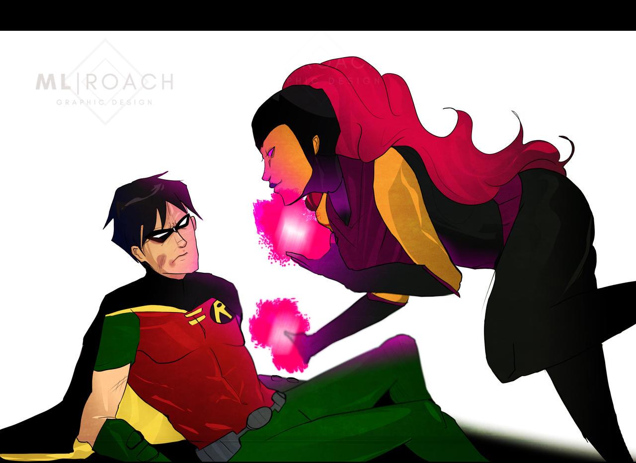 Teen Titans by Gretlusky on DeviantArt