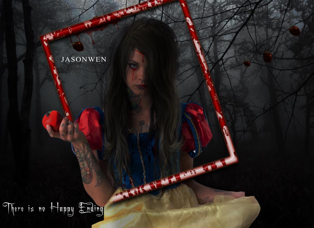 Twisted Snow White by Jasonwen