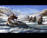 paleolithic noon