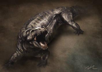 Heldum: Death Lurks by maxbat