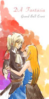 DAF GB:Rhosyn and Homura by cyrusHisa