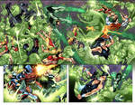 Brightest Day JLA 47 page 1819