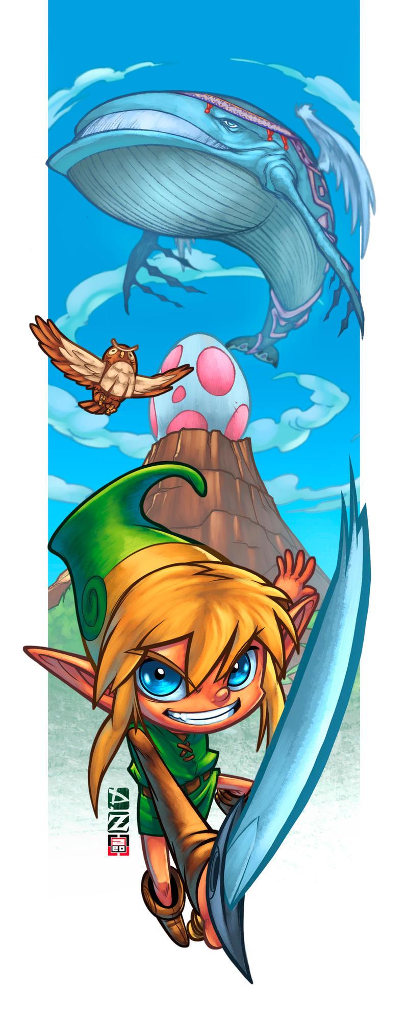Zelda by zaratus