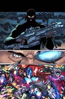 Transformers First Strike by zaratus