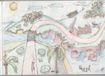 Sunny_island_race by bangerbishop
