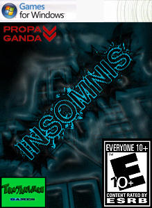 'INSOMNIS' cover final