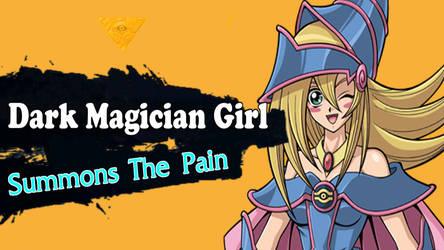 Super Smash Bros Splash Card: Dark Magician Girl