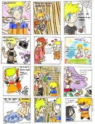Naruto is... by ChibiKochan