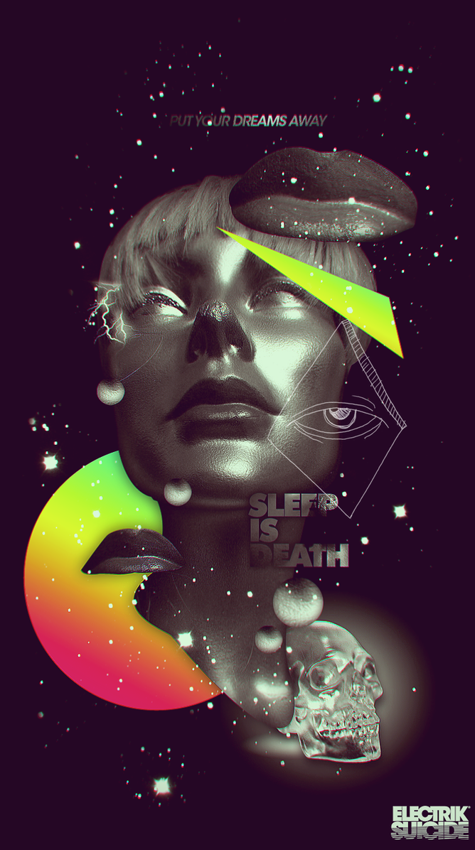 sleep is death. by RA909