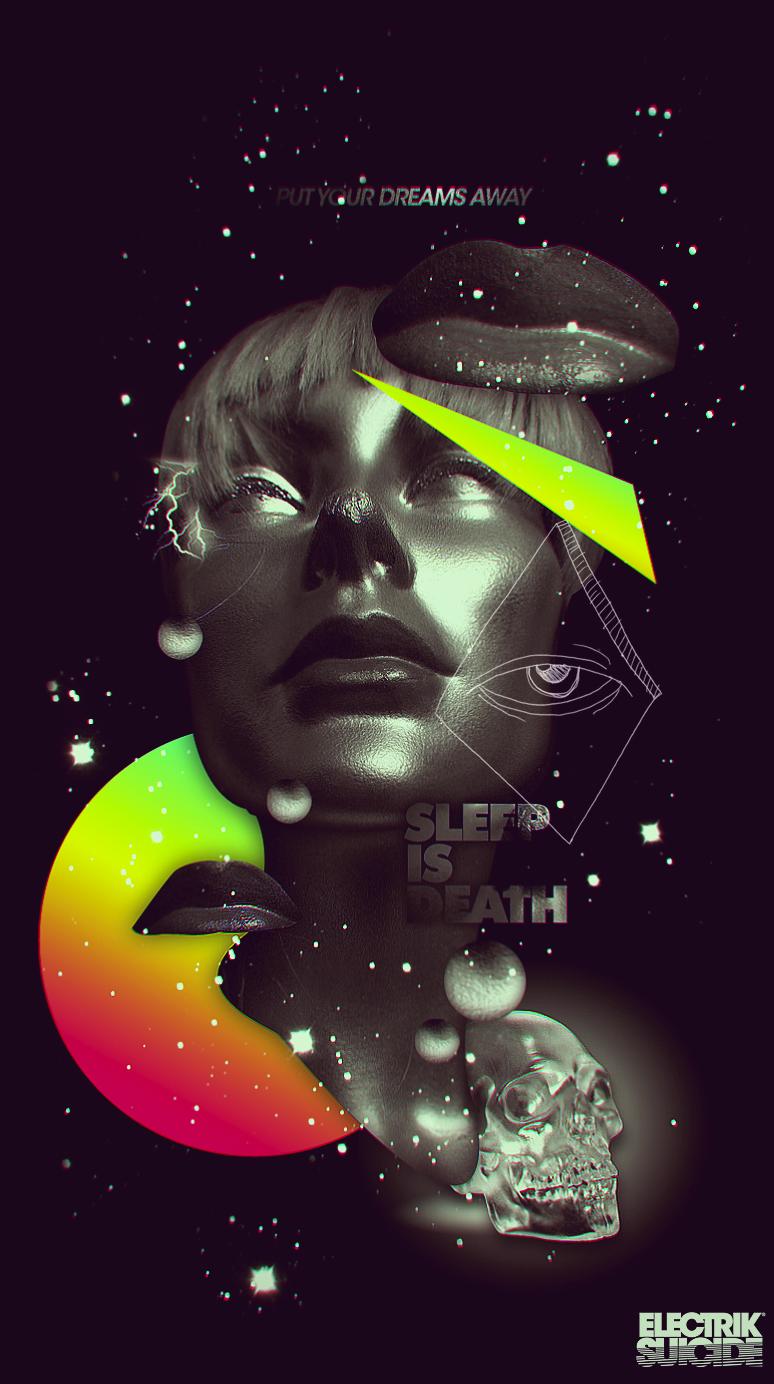 sleep is death. by RA909