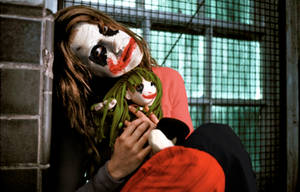 Harley Quinn Asylum by RainGirl2009