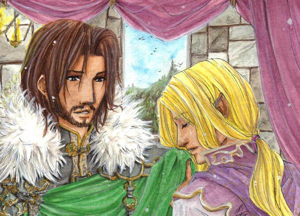 My King by Ameyama