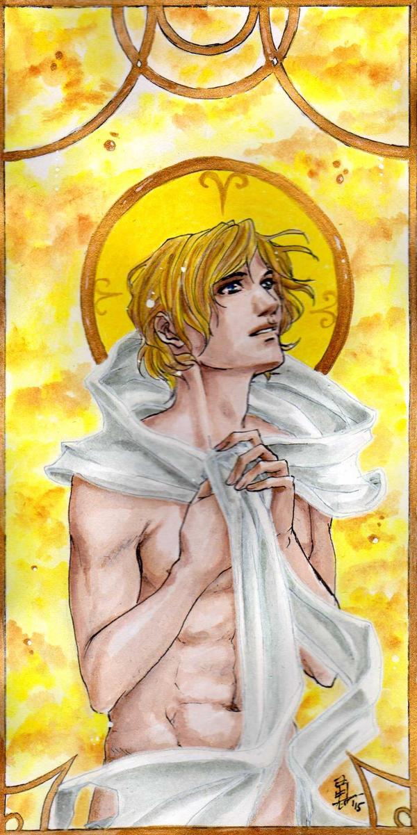 The Saint by Ameyama