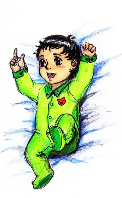 Baby Rei by Ameyama