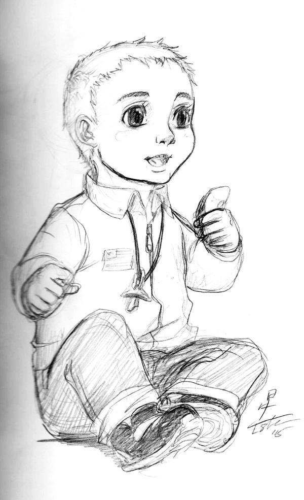 Baby Hajime by Ameyama