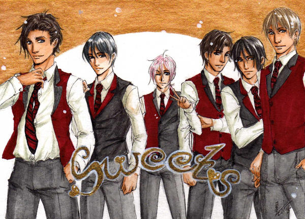 Sweets - All Boys by Ameyama