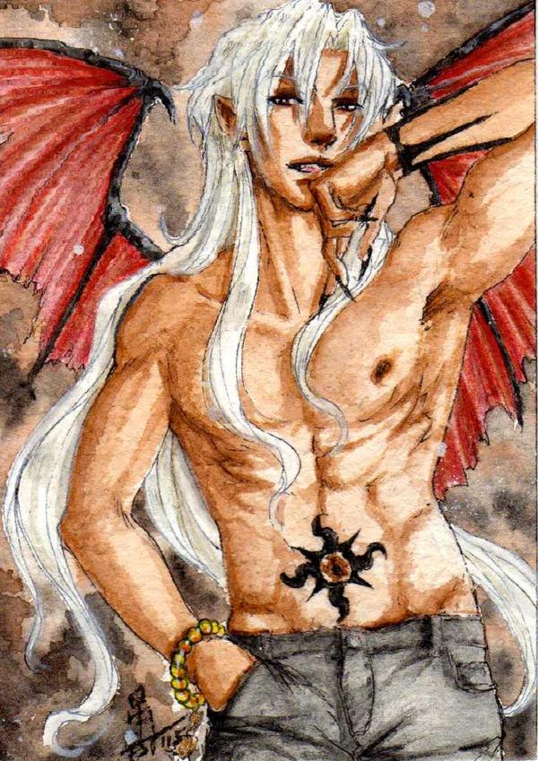 White Demon by Ameyama