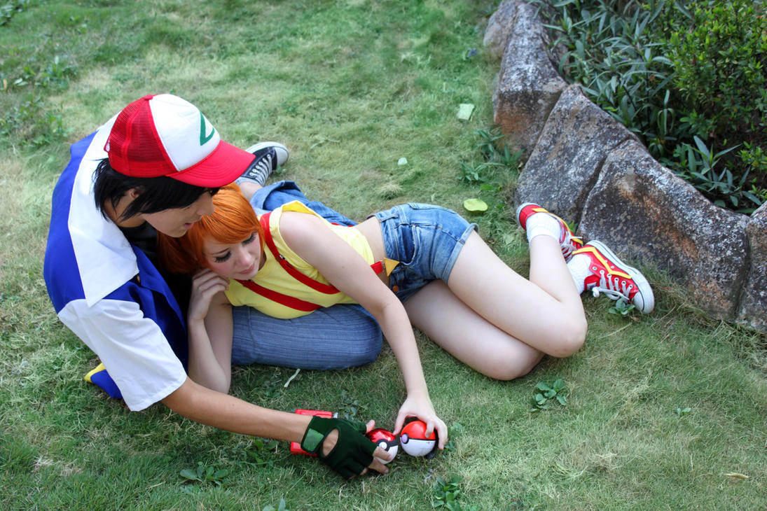 misty and ash ketchum   pokemon cosplay by sailormappy d4ppvtm WWE Divas Sex on the Beach Pt 4. Share video → Tweet. Details; Suggestions