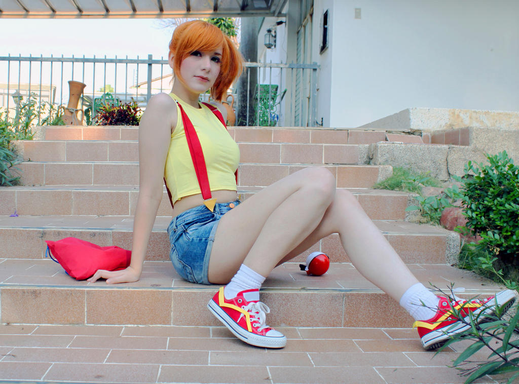 Misty Pokemon Cosplay by SailorMappy