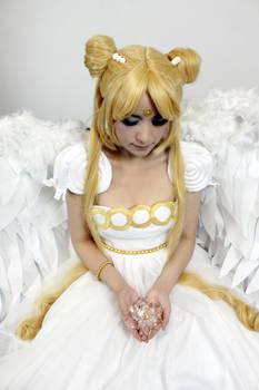 Princess Serenity Cosplay - Sailor Moon Stars by SailorMappy