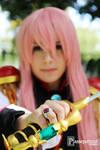 Utena Tenjou Cosplay - Rose Bride Warrior