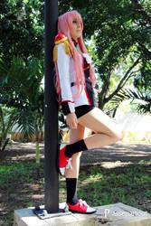 Revolutionary Girl Utena Movie Cosplay by SailorMappy