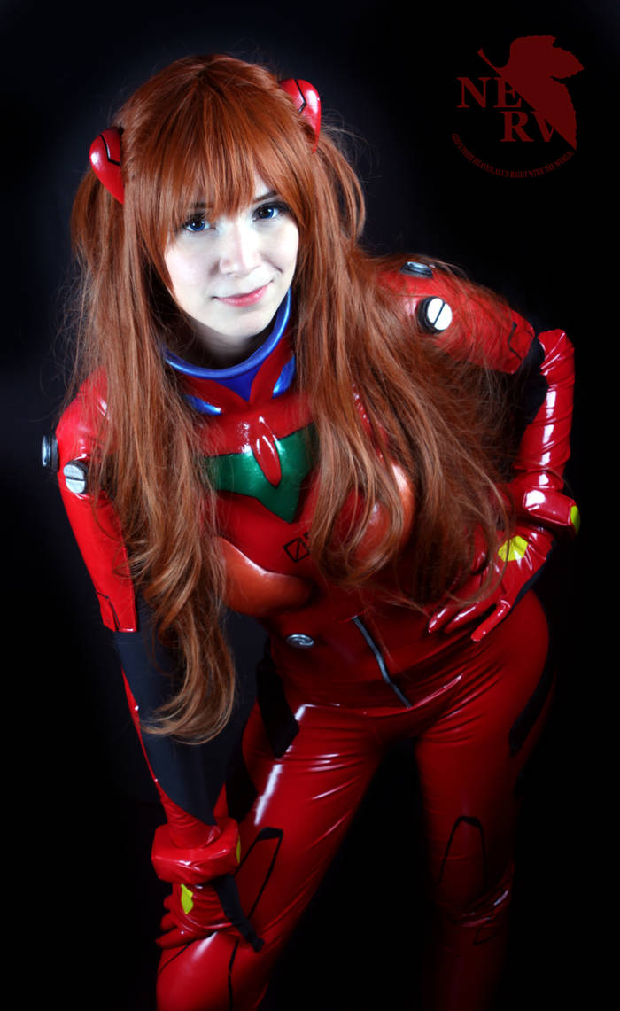 Asuka Langley Soryu Plugsuit Cosplay - Evangelion by SailorMappy