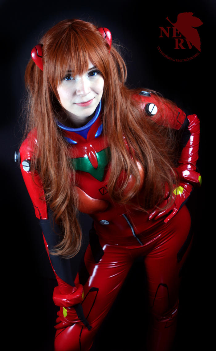 Asuka Langley Soryu Plugsuit Cosplay - Evangelion by SailorMappy
