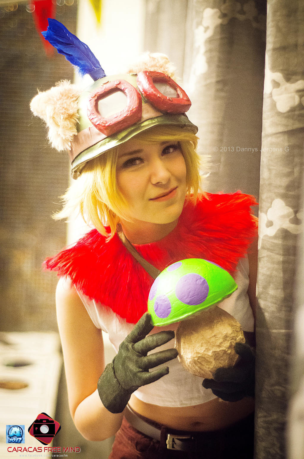 League of Legends - Teemo Cosplay by SailorMappy on DeviantArt
