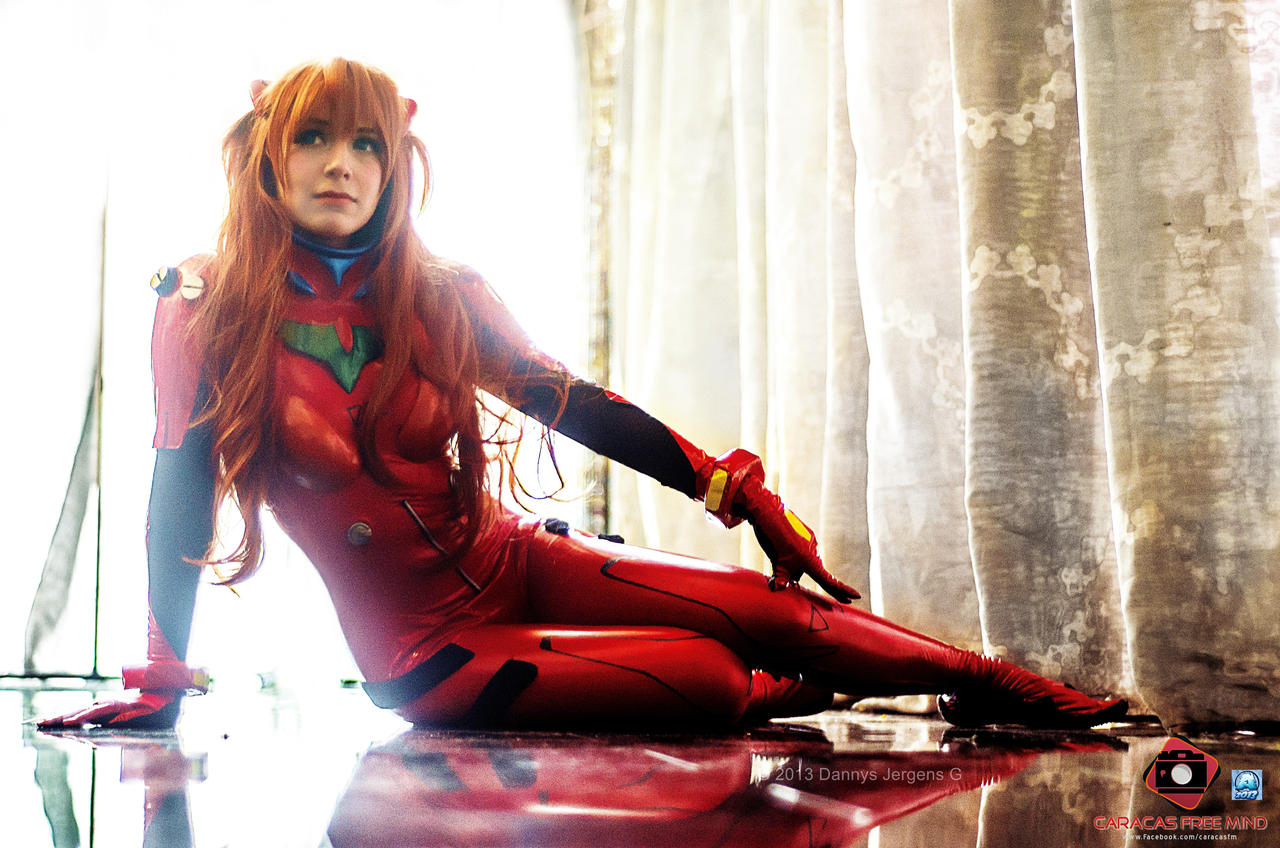 Asuka Langley Cosplay - Neon Genesis Evangelion by SailorMappy