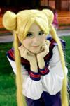 Usagi Tsukino Cosplay - Innocence