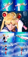 Sailor Moon Cosplay - Moon Healing Escalation!
