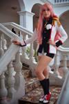Revolutionary Girl Utena cosplay - Adolescence