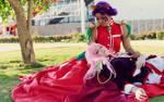 Anthy and Utena Cosplay - Revolutionary Love