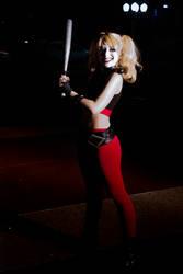 Harley Quinn Cosplay - Assault on Arkham Movie