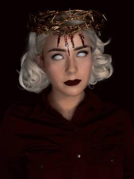 Sabrina Cosplay - Possessed Herald of Hell