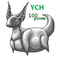 chubbs MTT YCH 100 points! by Army-of-Skanks