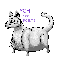 YCH feral cat CHUBBS!! by Army-of-Skanks