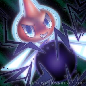 powers of darkness by Darkeiya