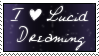 Lucid Dreaming stamp by Darkeiya