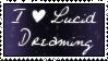 Lucid Dreaming stamp by Darkeiya