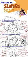 Ameban's Slayers Fan-meme by WyldCherry
