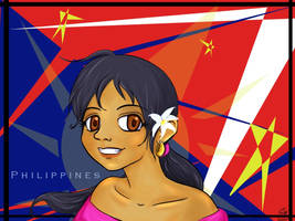APH: Another Philippines pic by WyldCherry