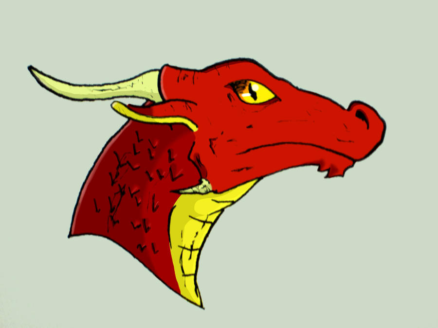 Dragon Head Drawing Lesson  How to Draw Cartoons