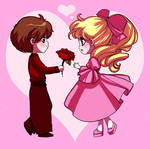 Won't you be my Valentine
