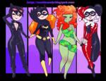 Gotham gurls