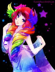 Rainbows by zambicandy