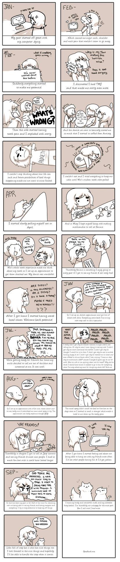 Fun life comics by zambicandy