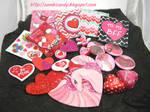 Valentines day smoosh