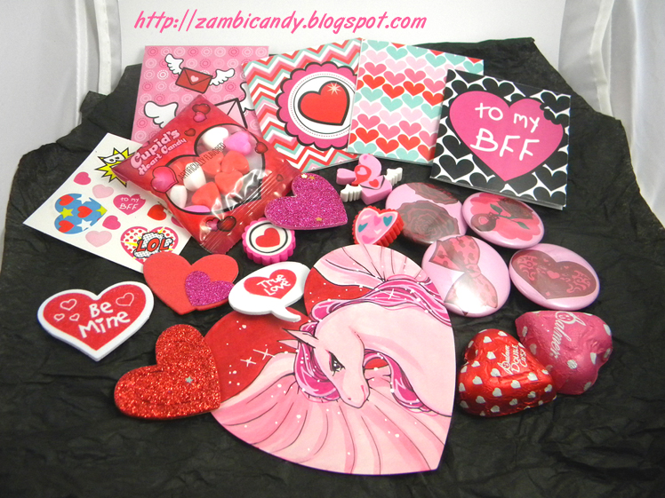 Valentines day smoosh by zambicandy